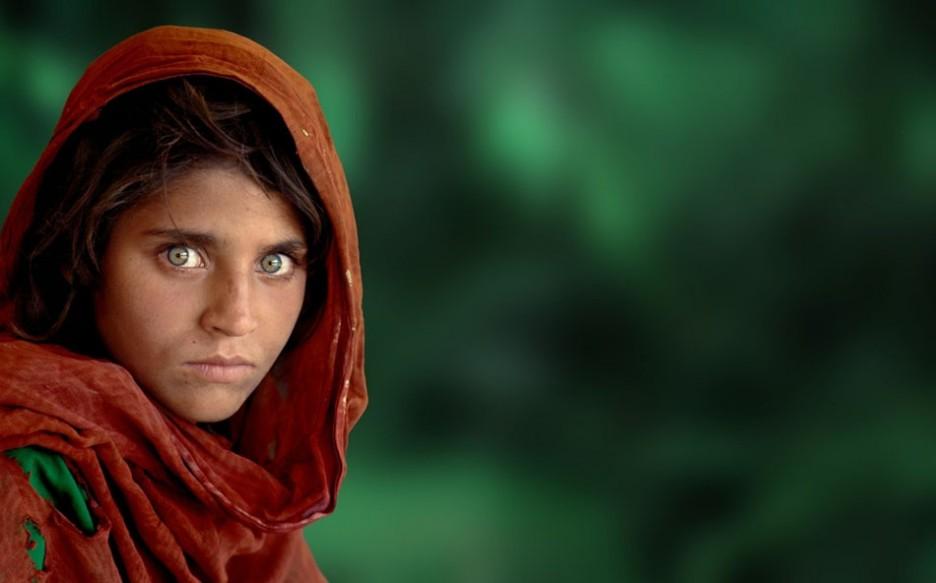 afganistanska djevojka