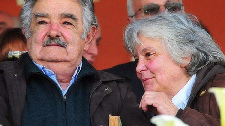 José Mujica i Lucía Topolansky
