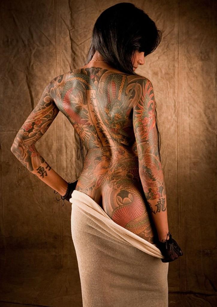 tetoviranje - tattoo irezumi