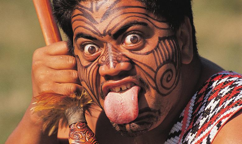 tetoviranje - tattoo maori novi zeland
