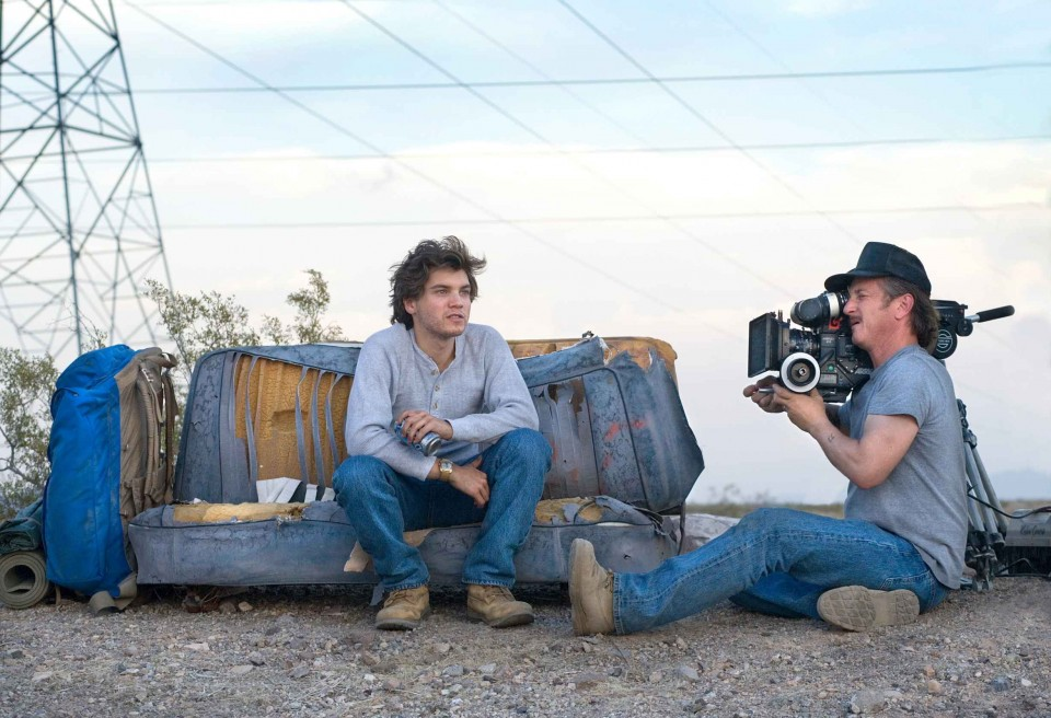 Sean Penn i Christopher McCandless