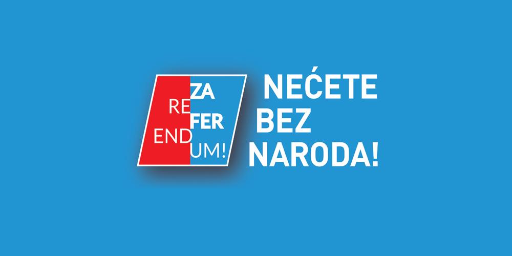 za referendum
