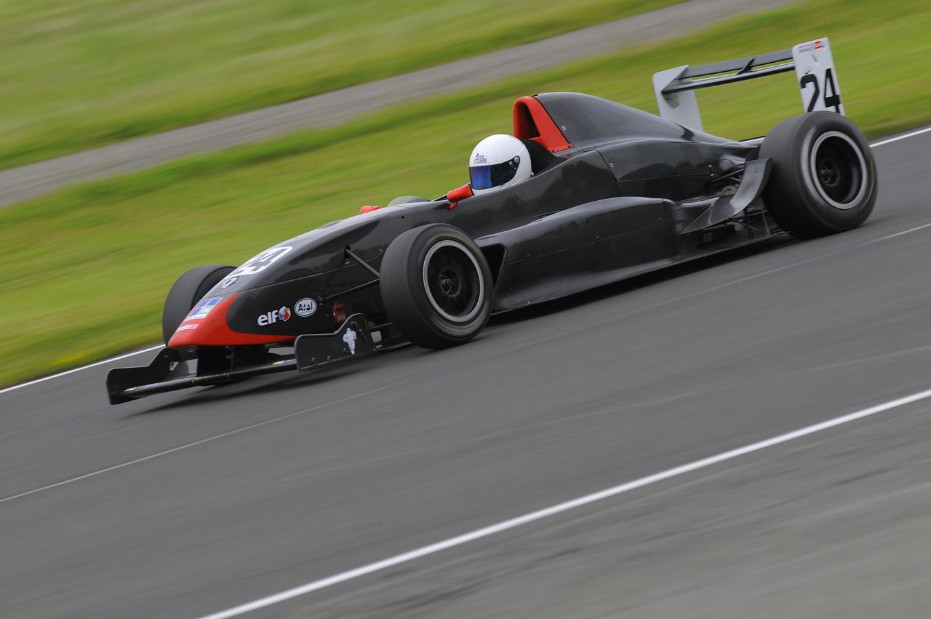 Saša Radola - Formula 2