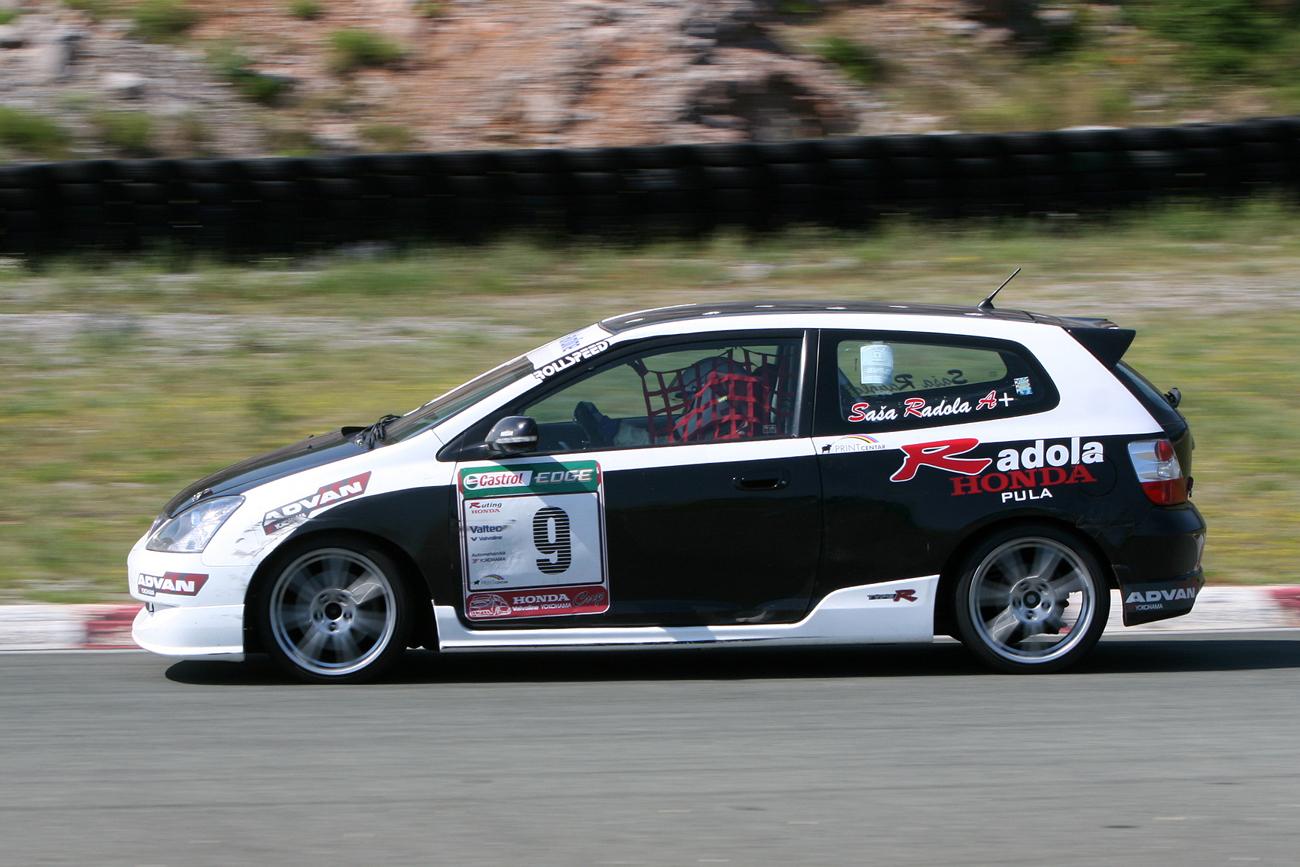 Saša Radola - Honda