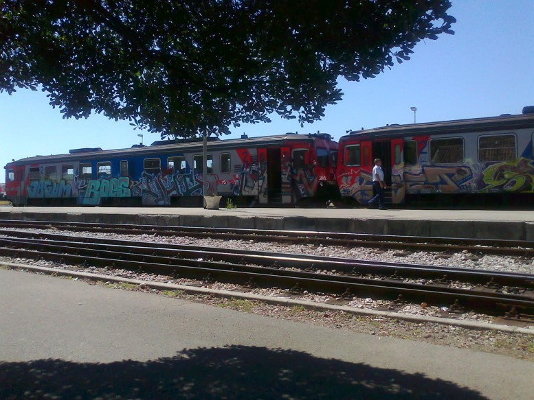 Vlak Šinobus